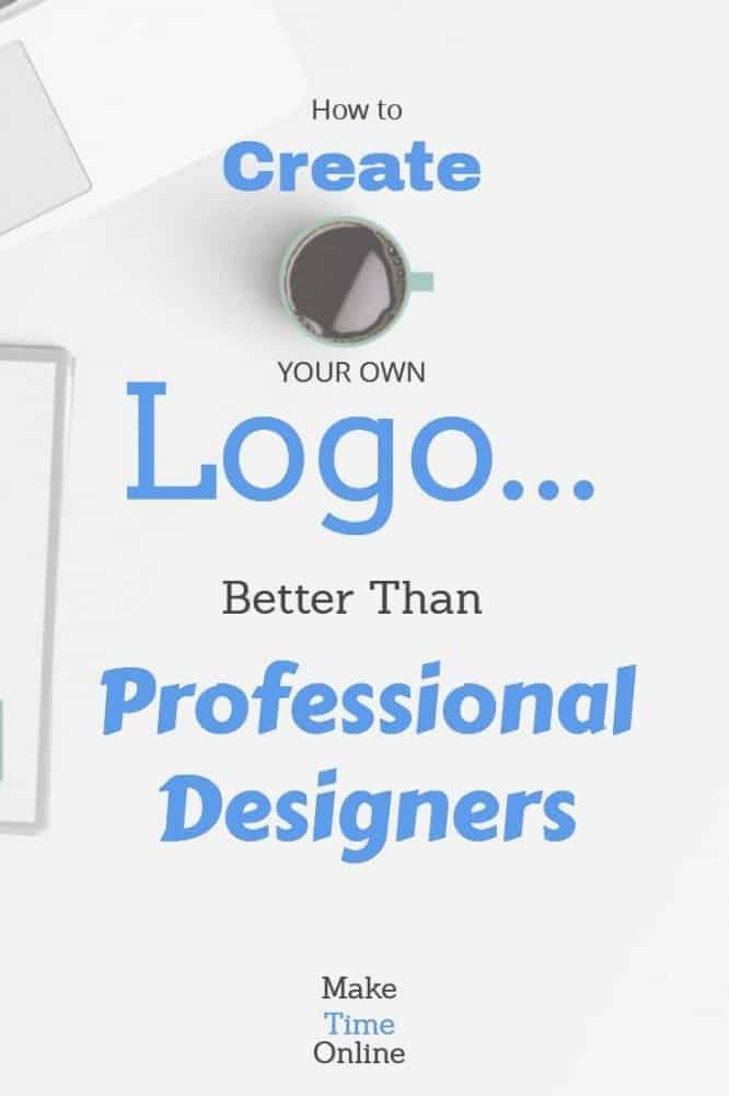 how to create your own business logo
