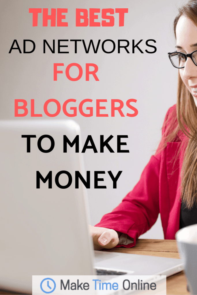 best ad networks for bloggers to make money