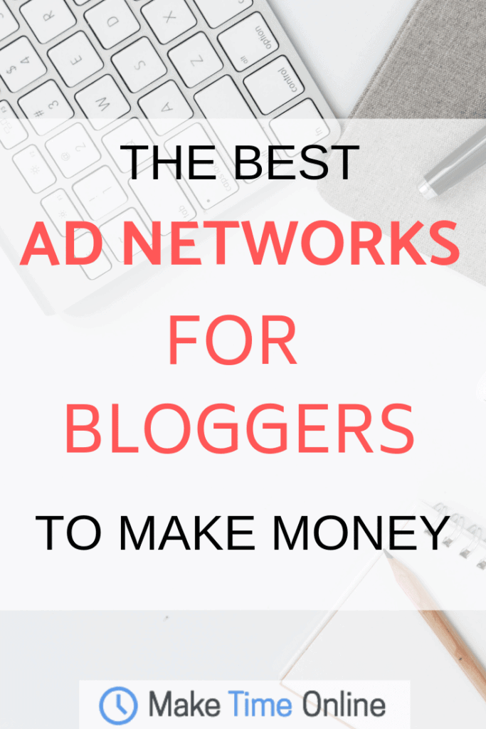 best ad networks for bloggers