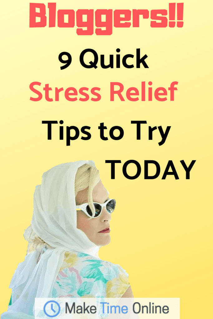 9 Quick Stress Relief Tips to Try Today