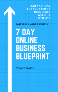 7 Day Online Business Blueprint