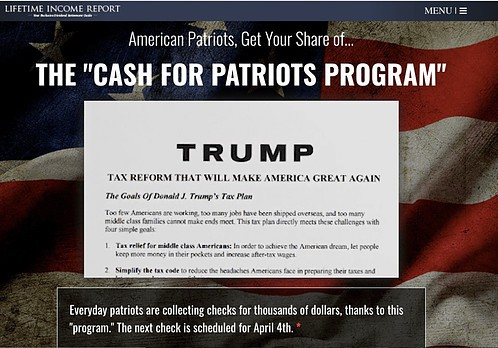 Cash for Patriots Program Review – 9 Red Flags Revealed