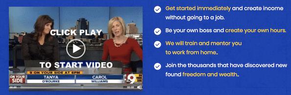 Second Income Center News Story