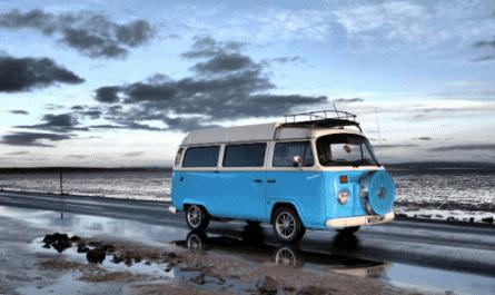 Volkswagon Campervan