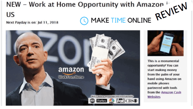 Amazon Cash Websites Review – Scam or Legit Opportunity?