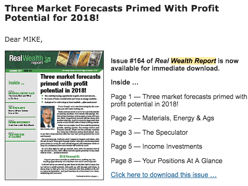 Real Wealth Report