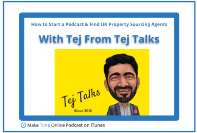 Tej from Tej Talks