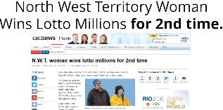 Lotto Annihilator News Story