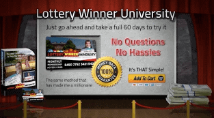 Uncover the truth in this Lottery Winner University review. Find out what Richard Lustig will actually teach you and the number one reason you should not...