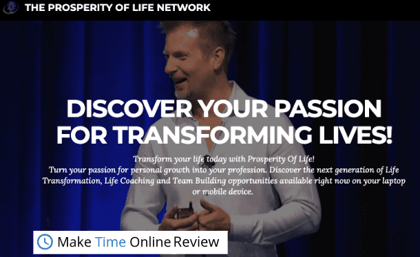Prosperity of Life Review