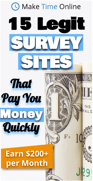 legit survey sites that pay you money