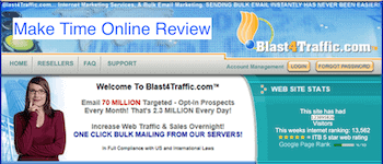Blast4Traffic review