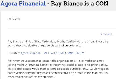 Technology Profits Confidential Review