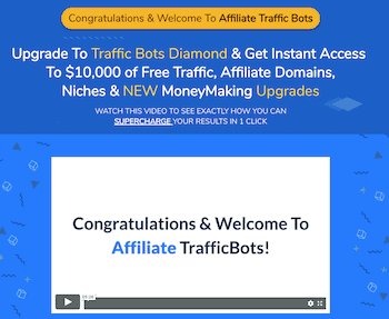 Affiliate Bots Upsell