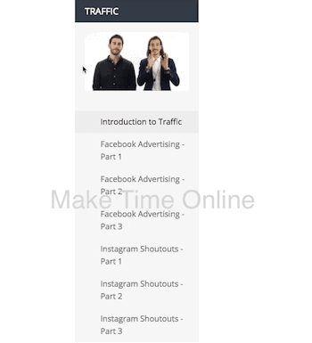CB University 2.0 Traffic training