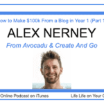 Alex Nerney from Create and Go