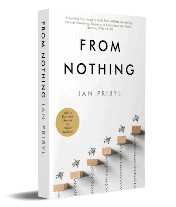 From Nothing- Ian Pribyl Podcast