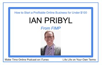 Ian Pribyl Podcast