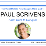 Paul Scrivens from Dare to Conquer