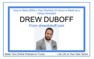 Drew DuBoff Podcast