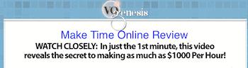 VO Genesis Review