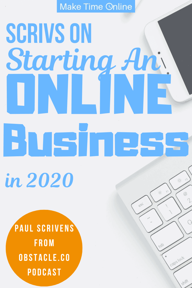 Starting a 6 figure online business