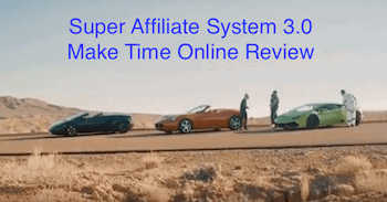 Super Affiliate System 3.0 review