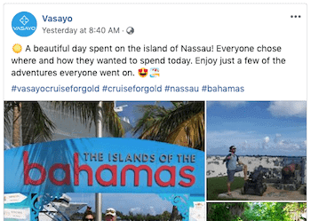 Vasayo Proof of success