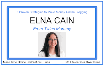 Elna Cain Podcast
