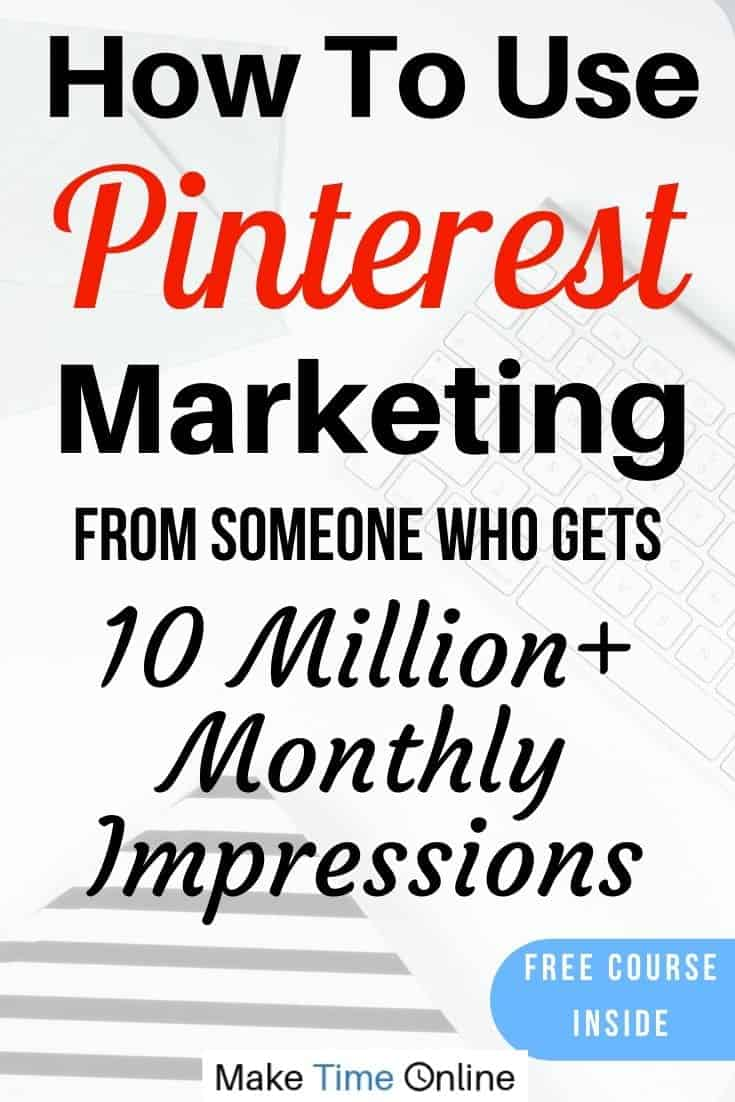 How to Use Pinterest SEO to Get 150k Pageviews a Month in Your First Year- Anastasia Blogger Podcast