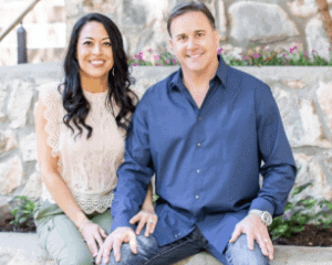 Bellame Founders- Melissa & Scott Thompson