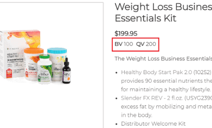Is Youngevity a scam QV Points