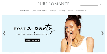 Is Pure Romance a pyramid scheme?