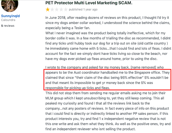 Is Pet Protector a scam? Review