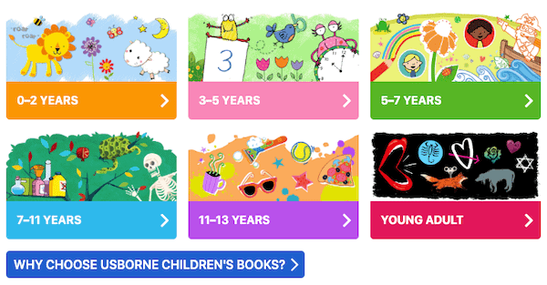 Usborne Books MLM products