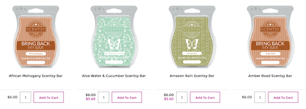 Is Scentsy A Pyramid Scheme products