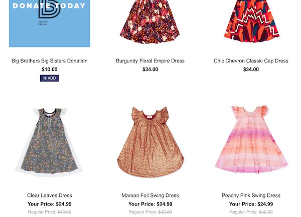 Dot Dot Smile scam dresses