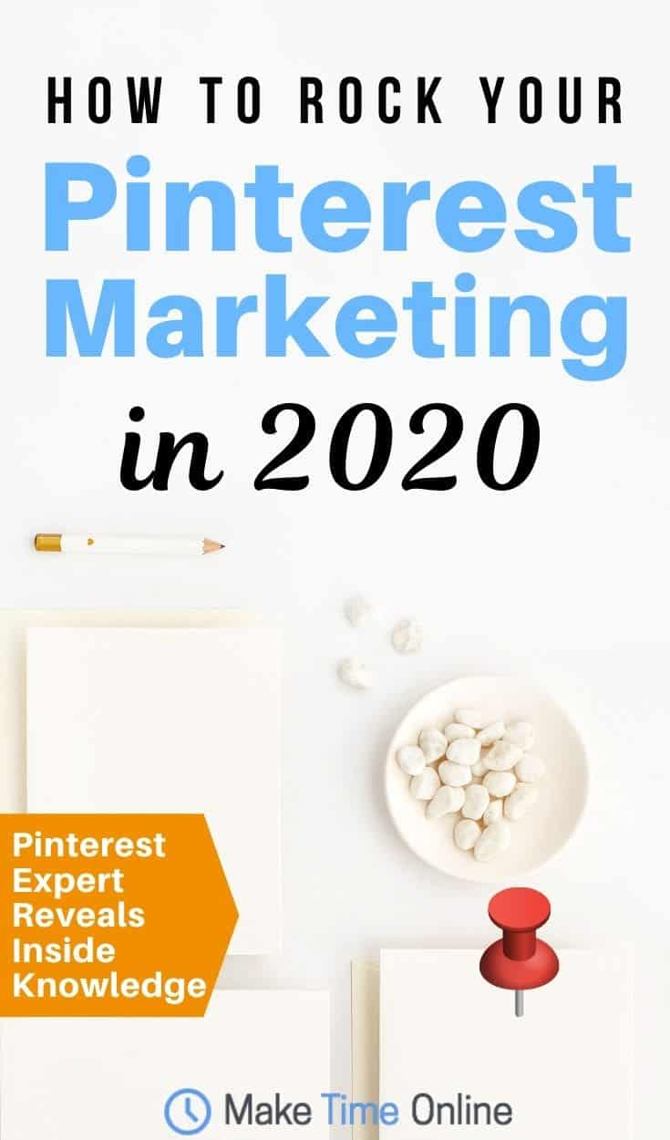 Pinterest Update 2020- Kate Ahl Podcast