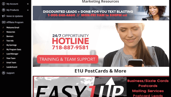 is easy1up a scam