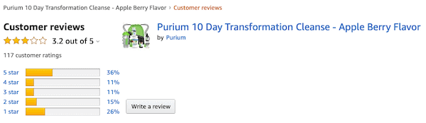 Purium review