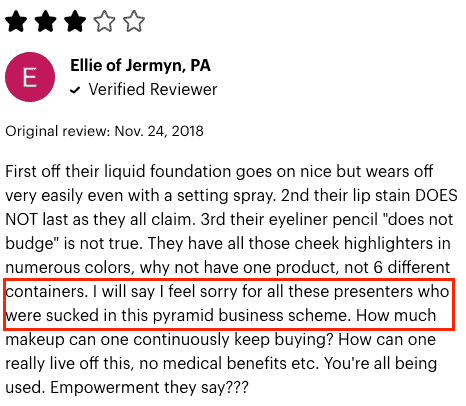 Younique review