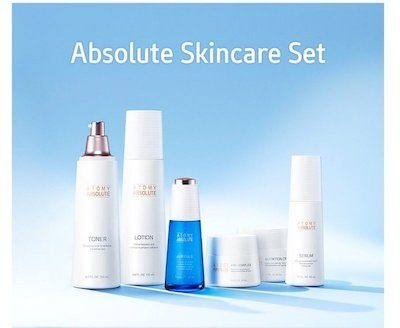 Atomy Absolute skincare products-min