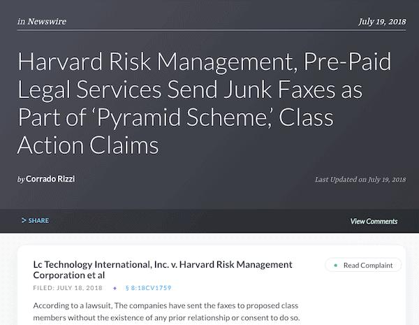 Is LegalShield a pyramid scheme scam