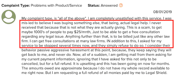 review- Is LegalShield a pyramid scheme scam