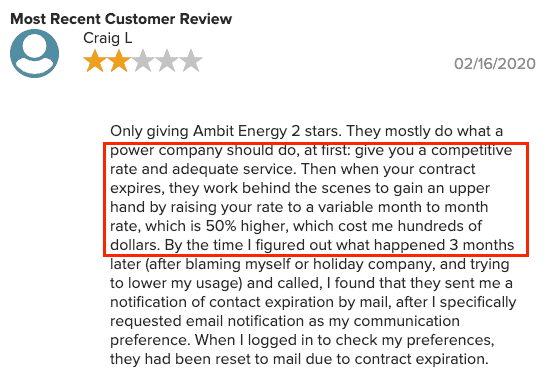 Is Ambit Energy Legit?