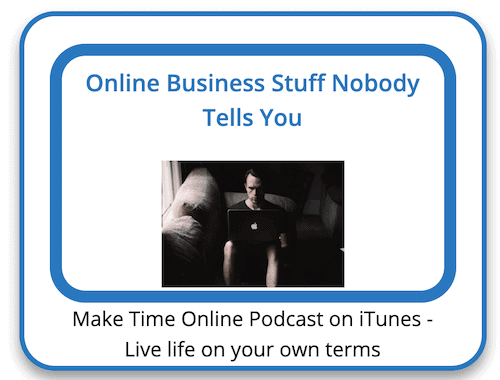 Online business stuff nobody tells you