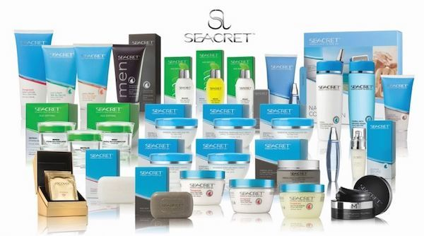 Seacret Products-min
