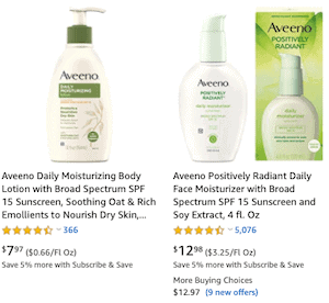 Amazon Moisturiser- Skin care-min