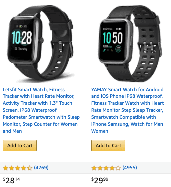 Amazon watches prices-min