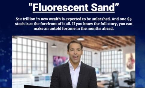 Is Fluorescent Sand a Scam? Headline